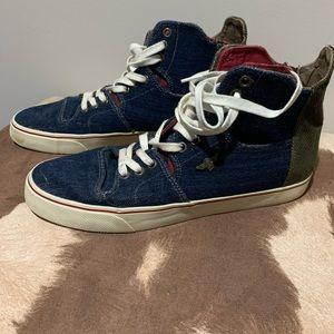 C R shoes